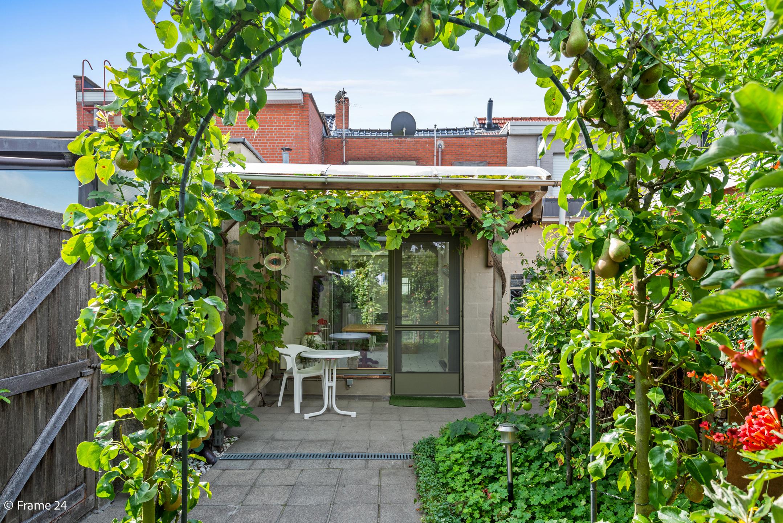 Charmante ééngezinswoning met gezellige tuin te Ekeren! afbeelding 1