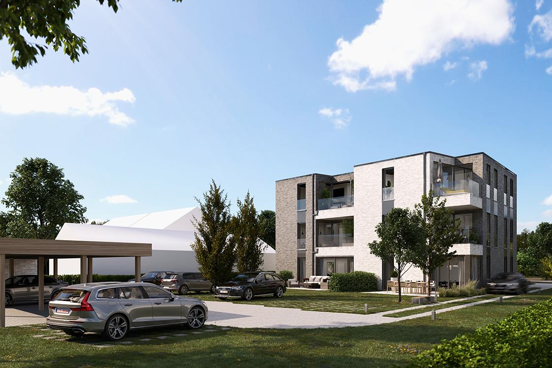 Prachtig 3-slaapkamer appartement te Zandhoven, met zicht op agrarisch gebied! afbeelding 4