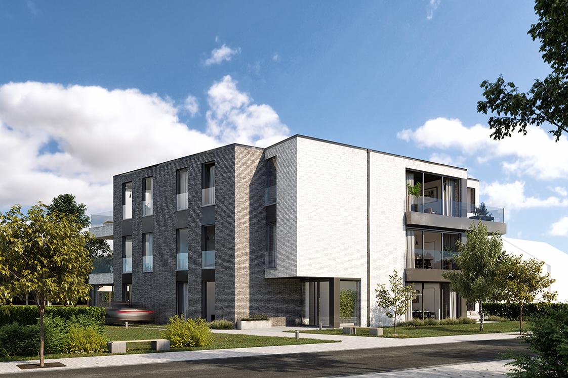 Prachtig 2-slaapkamer appartement te Zandhoven, met zicht op agrarisch gebied! afbeelding 3