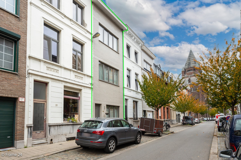 Ruime eengezinswoning (155 m²) met 4 slaapkamers op centrale ligging te Borgerhout! afbeelding 21