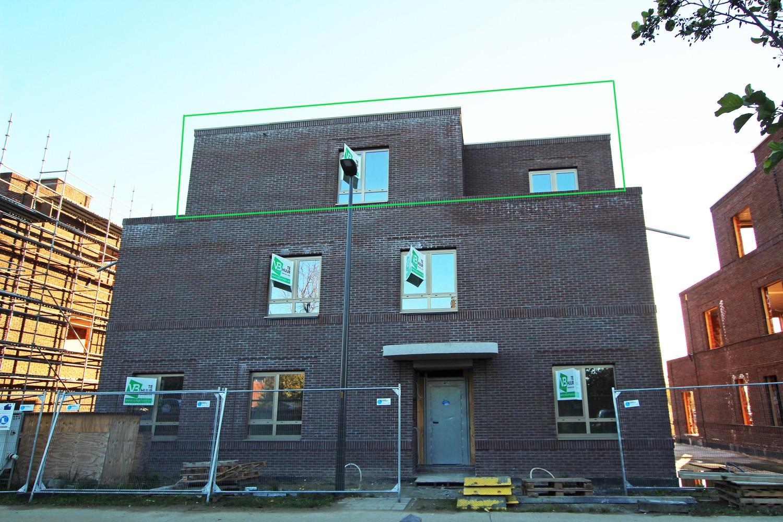 Riant nieuwbouwappartement met 3 slaapkamers en prachtig terras (45m²) te Wommelgem! afbeelding 1