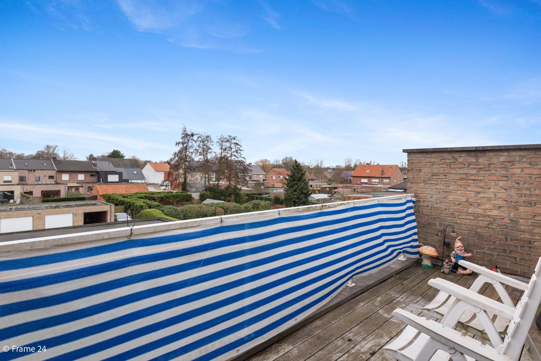 Prachtig appartement met 3 slaapkamers, terras & garage in Wuustwezel! afbeelding 2