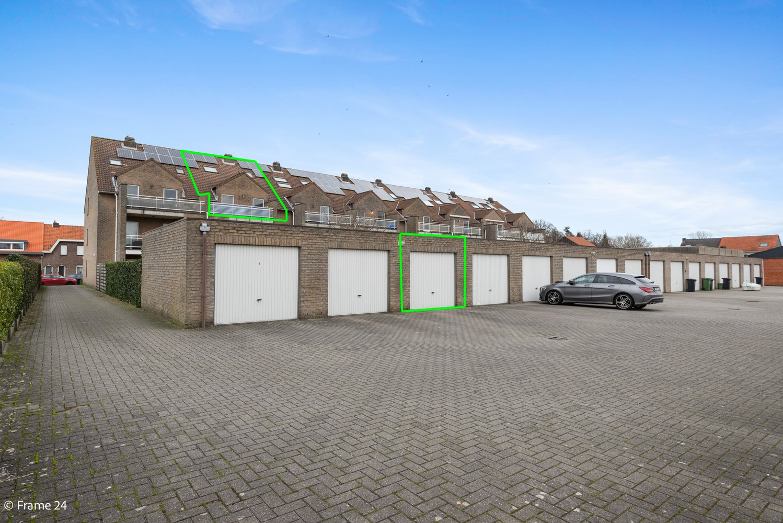 Prachtig appartement met 3 slaapkamers, terras & garage in Wuustwezel! afbeelding 16