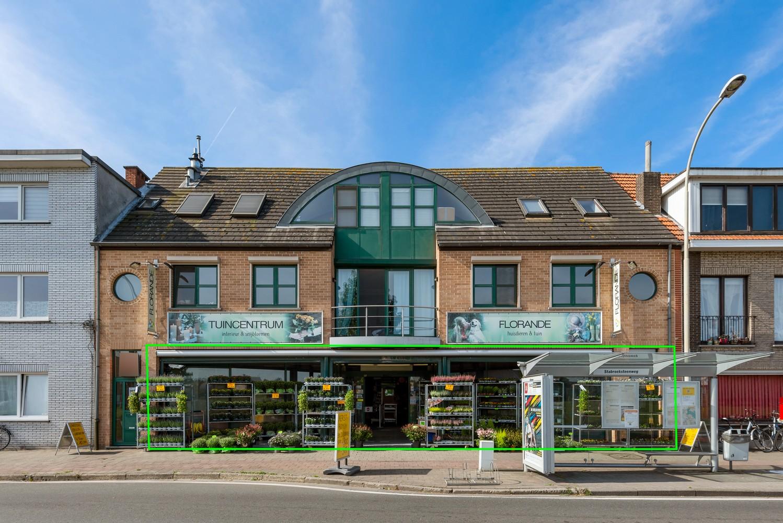 Groot winkelpand te koop met magazijn en buitenruimte te Kapellen! afbeelding 1